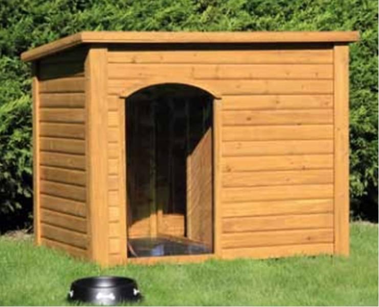 Cuccia per cani da esterno tutte le offerte cascare a for Opzioni materiale esterno casa