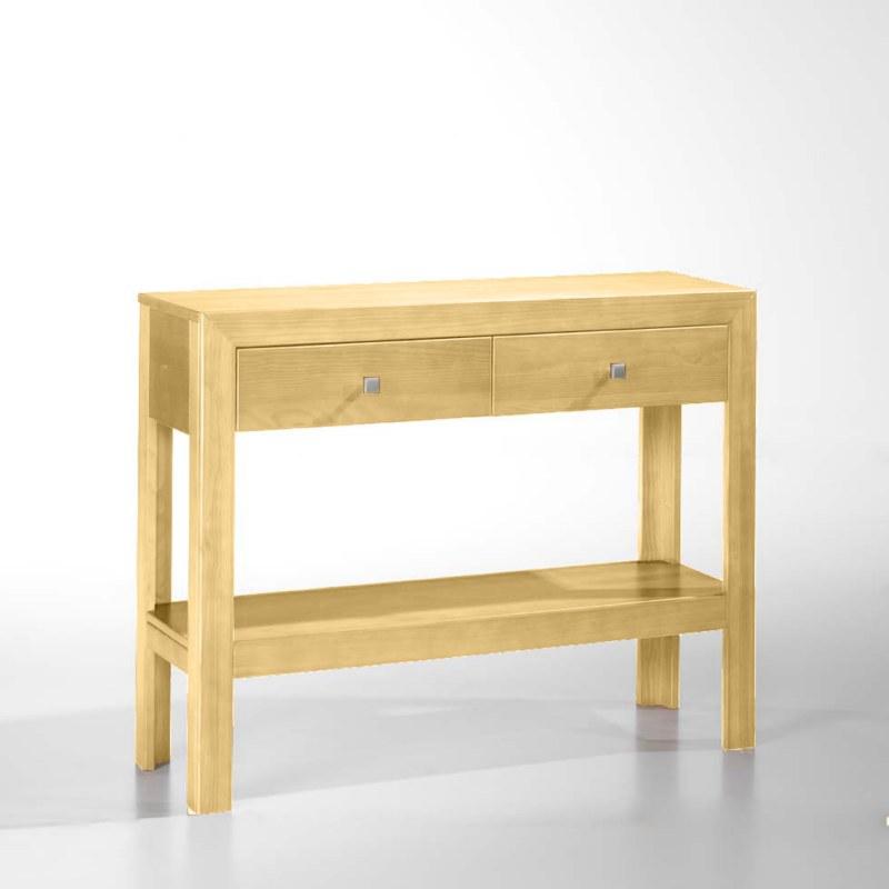 Mobile consolle con cassetti arredamento in legno per for Ebay arredamento