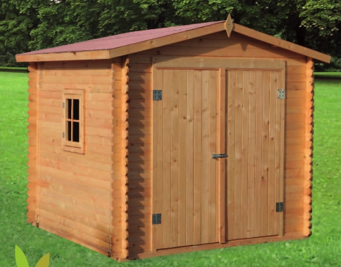 Casette di legno per giardino offerte e risparmia su ondausu - Ripostiglio in legno da giardino ...