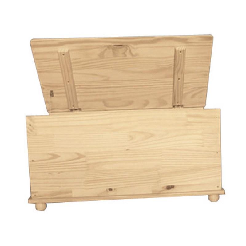 Tavoli in legno grezzo tutte le offerte cascare a fagiolo for Ikea baule legno