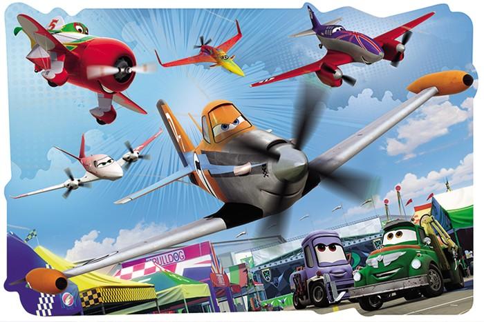 Planes disney maxi puzzle del nuovo cartone animato
