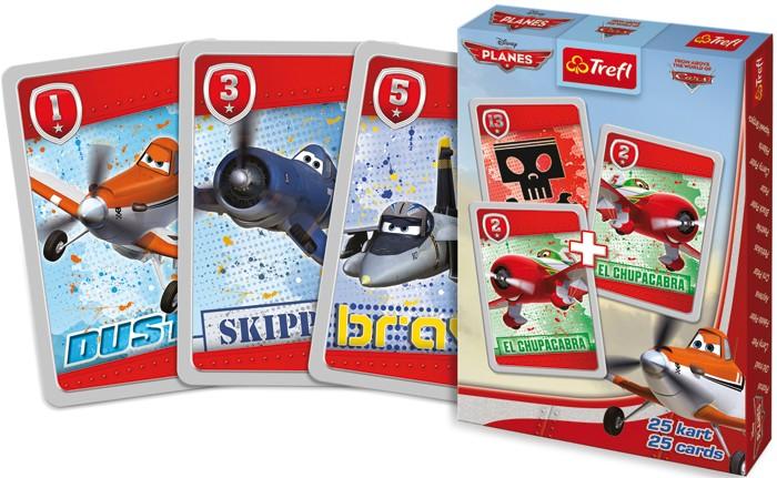 Planes disney carte da gioco con personaggi cartone