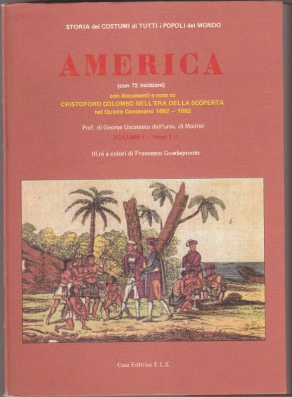 AMERICA. CON DOCUMENTI E NOTE SU CRISTOFORO COLOMBO NELL'ERA DELLA SCOPERTA A14