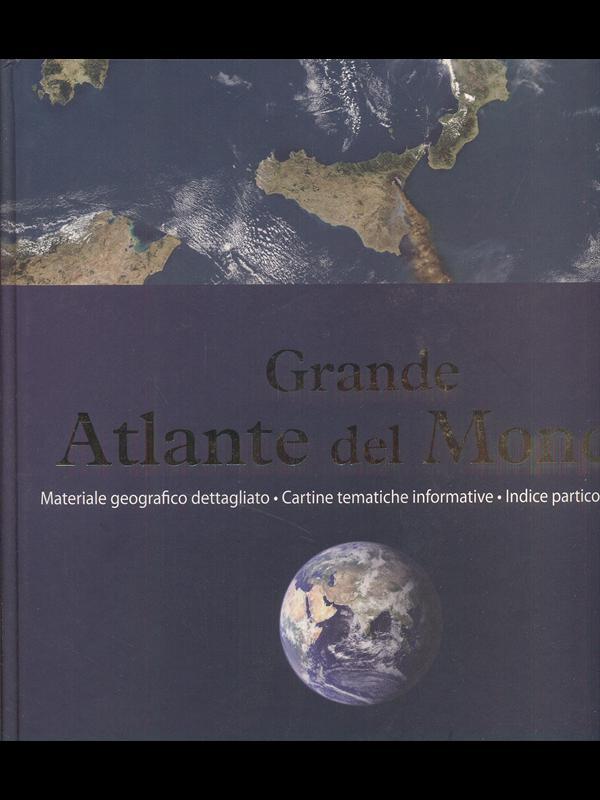 GRANDE ATLANTE DEL MONDO  / NGV 0000