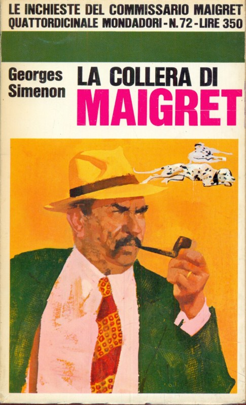 LA COLLERA DI MAIGRET GEORGES SIMENON D11