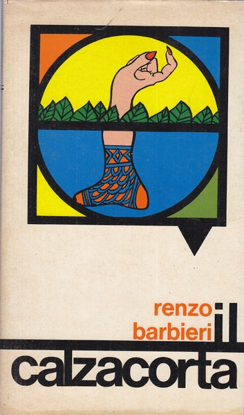IL CALZACORTA  RENZO BARBIERI RG 1968